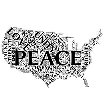 United States of Peace by Jessamee