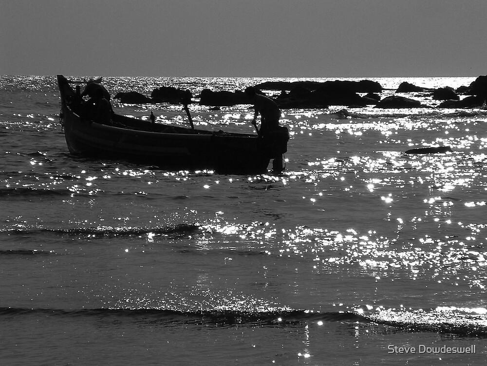Gone Fishing by Steve Dowdeswell