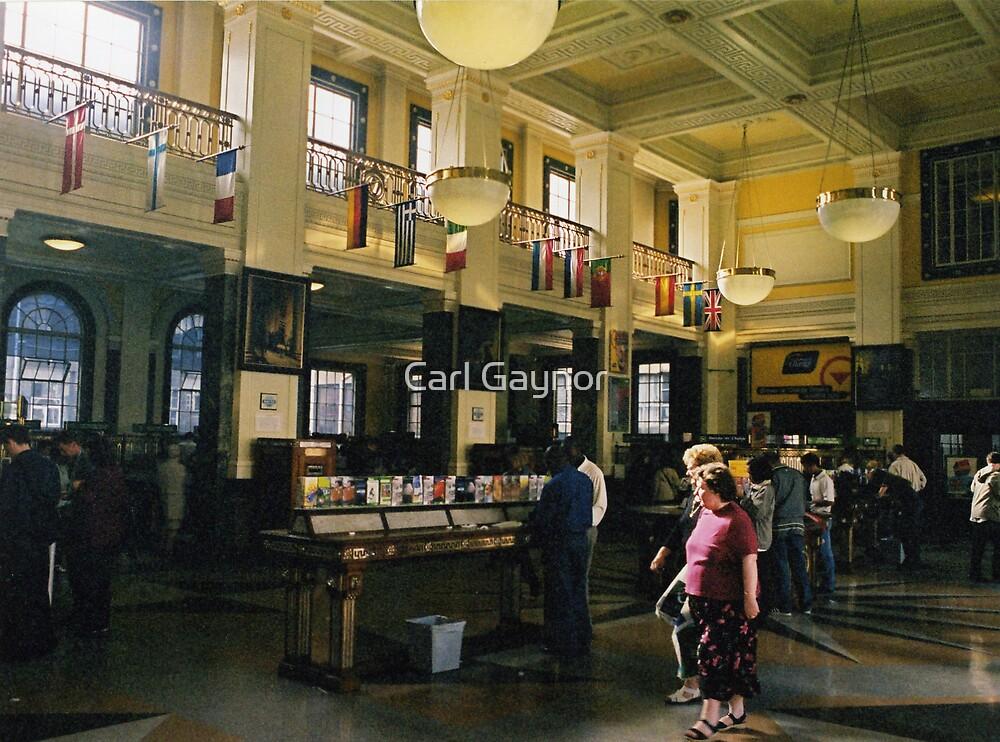 Dublin Post- Office  by Carl Gaynor