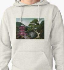 Japon Pullover Hoodie