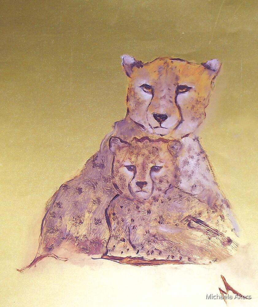Leopard Love by Michaela Akers