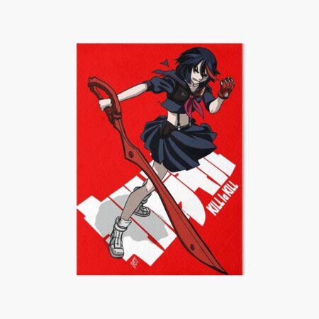 Ryuko Art Board Print