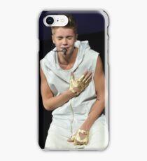 Justin Bieber Believe Tour iPhone Case/Skin