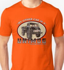 My other car is a UNIMOG T-Shirt