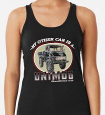 My other car is a UNIMOG Women's Tank Top