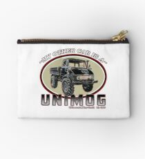 My other car is a UNIMOG Studio Pouch