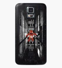 2001 Shutting Down HAL Case/Skin for Samsung Galaxy