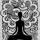 Om Namaste Yoga by EthosWear