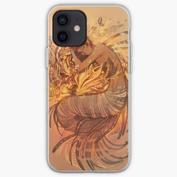 Heart of Gold iPhone Soft Case