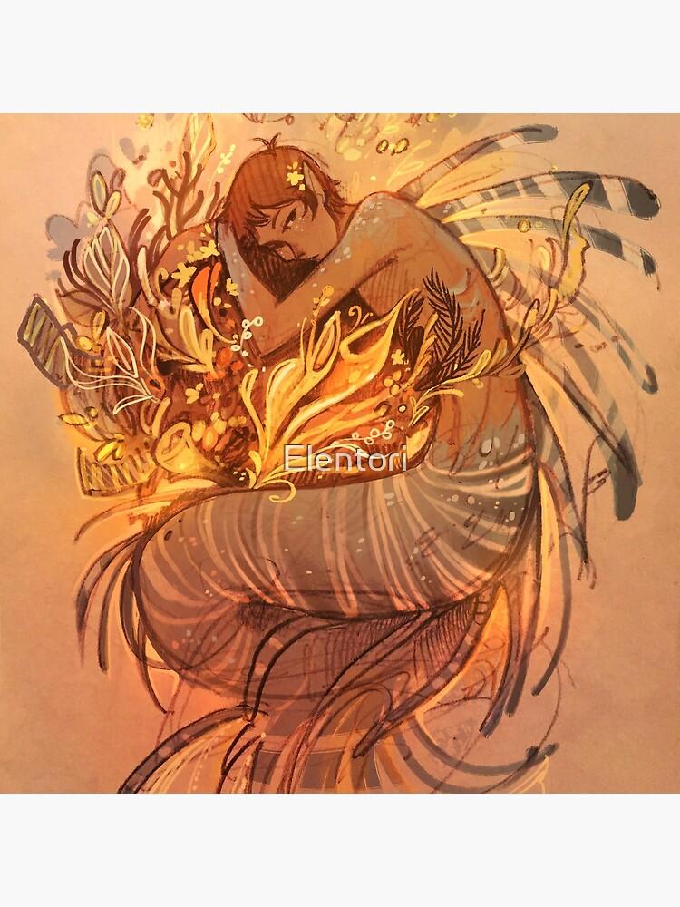 Heart of Gold by Elentori