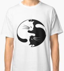 Ying yang cat Classic T-Shirt