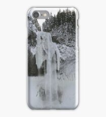 salt creek falls iPhone Case/Skin