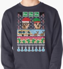 Breaking Christmas - hässlicher Weihnachtsstrickjacke Sweatshirt