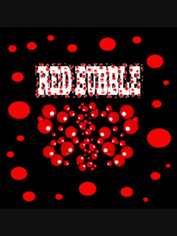 red bubble by cheywings