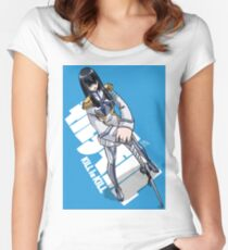 Satsuki Women's Fitted Scoop T-Shirt