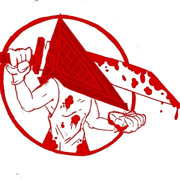 pyramid head prime cuts by hypnoticcat