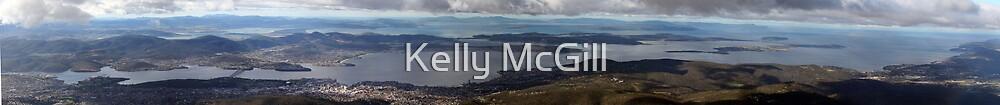 Hobart, Tasmania by Kelly McGill
