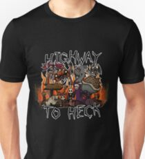 Carnikids: Highway To Heck (Color) Unisex T-Shirt