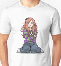 Vivian james and sad puppie Unisex T-Shirt