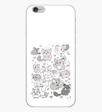 chinchilla pals iPhone Case