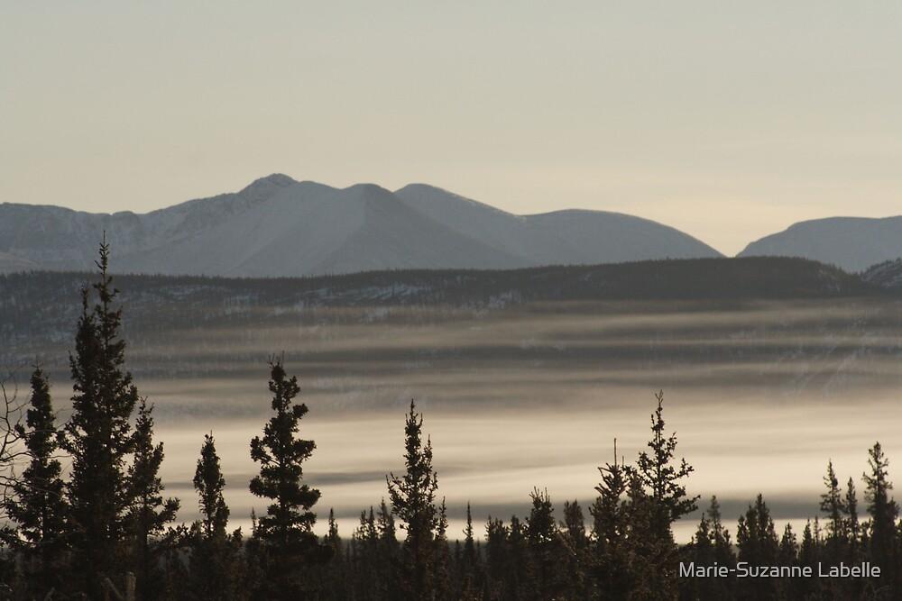 Yukon Mist by Marie-Suzanne Labelle