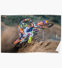 Motocross Championship Poster