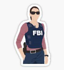Emily Prentiss Sticker