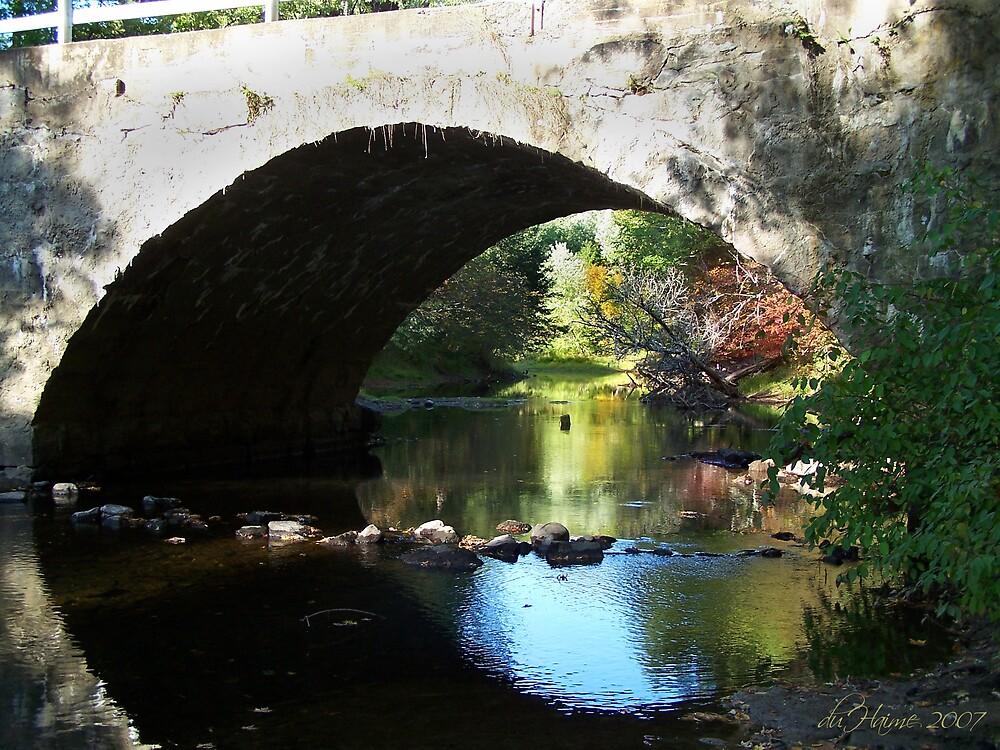 Stone Arch Bridge by dduhaime55
