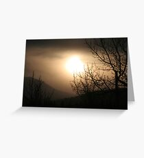 Yukon's Winter Solstice Greeting Card