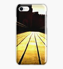 "this a""piers"" to be a bridge iPhone Case/Skin"