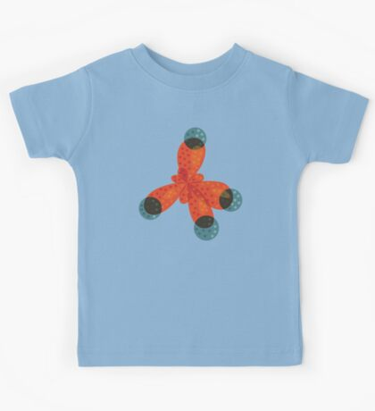 Just An Orange Methane Molecule Kids Clothes