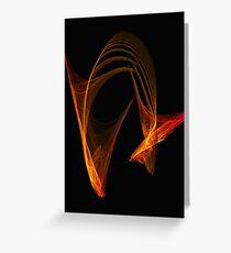 Flight of the Phoenix Greeting Card