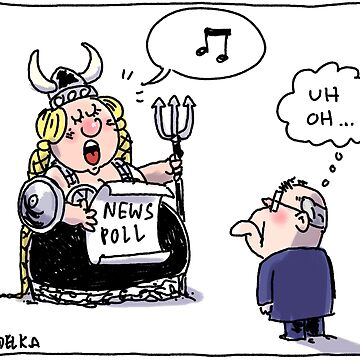 The Fat Lady Sings... by kudelka