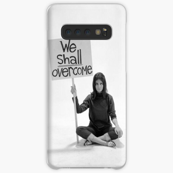 Gloria Steinem We Shall Overcome Samsung Galaxy Snap Case