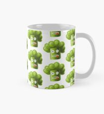 Funny Broccoli Pattern Mug