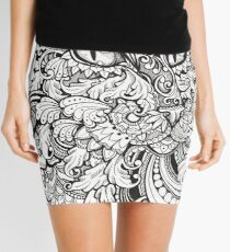Mister Kitty Mini Skirt