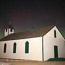Auroral church by zumi