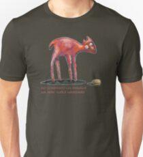 ho comprato un animale ma non vuole mangiare Unisex T-Shirt