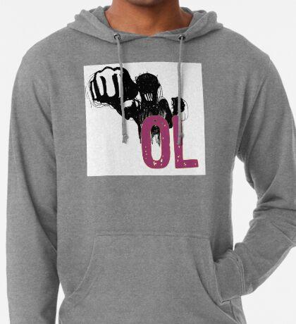 The OMEGA-LEVEL T-Shirt Lightweight Hoodie