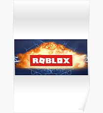 Roblox Explosion Poster