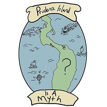 Prudence Island Is A Myth by JungleStuff