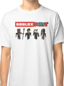 Roblox Party Classic T-Shirt