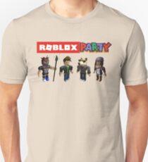 Roblox Party Unisex T-Shirt