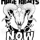 Mage Rights Activism by blockmind