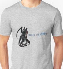 Release the Kraken! Unisex T-Shirt