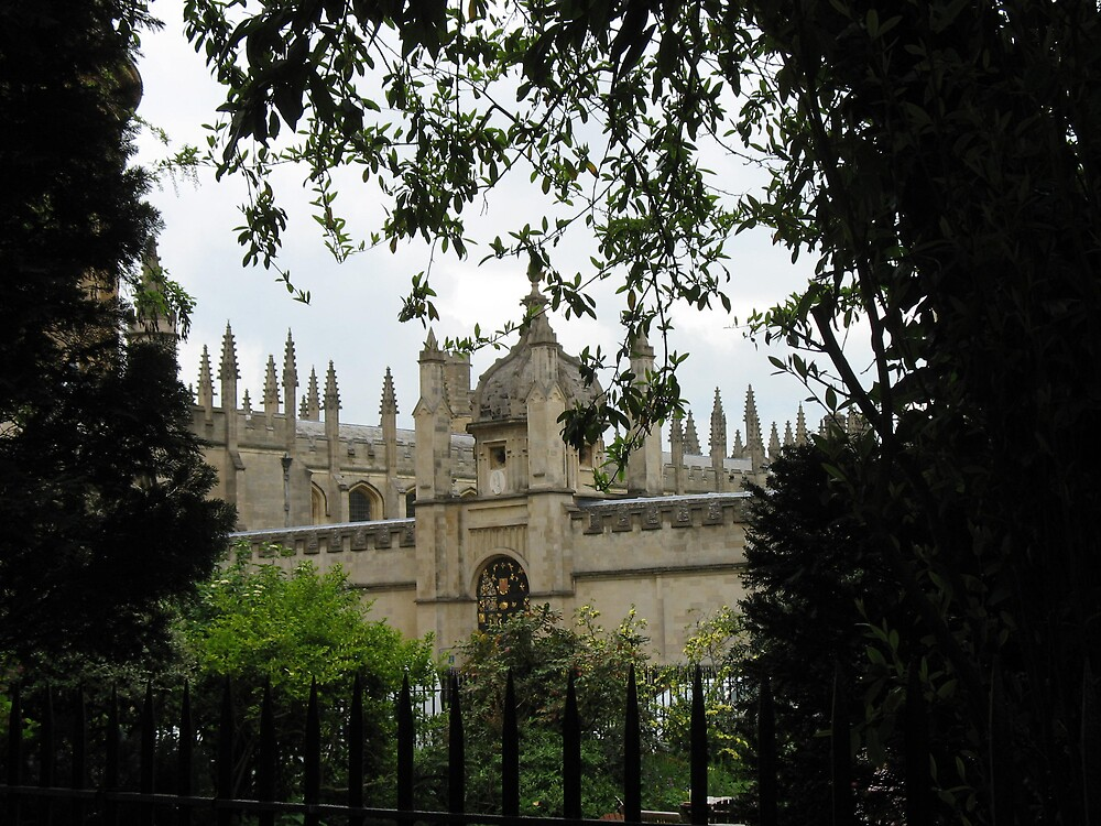 One view of Oxford by Splogy