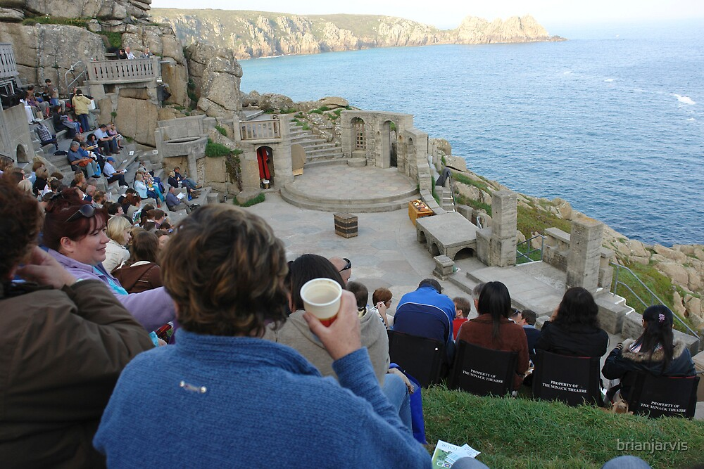Minack Theatre, Cornwall. by brianjarvis