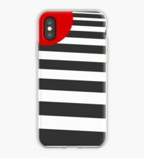 Tilted - Climb to the red dot iPhone Case