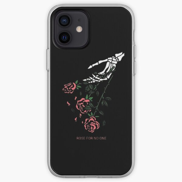 Rose for no one iPhone Soft Case