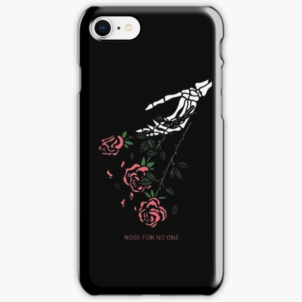 Rose for no one iPhone Snap Case